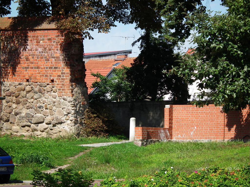 Teile der Stadtmauer