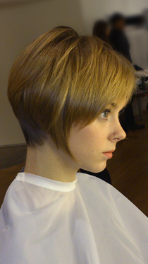 Short style by Hirose