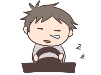 居眠りの春(-_-)zzz