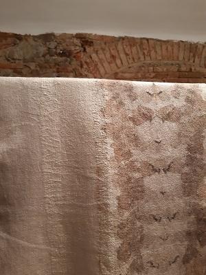 Schal  gefilzt von C. Habringer-Krög