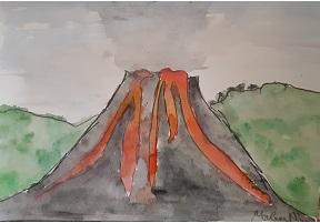 Vulkan von Marlene N.
