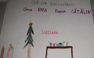Sehnsuchtsbild nach den Großeltern, von Sinziana B., KIDS