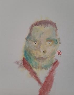 Porträt von Oskar Dörrer, M-Gruppe Jugendliche