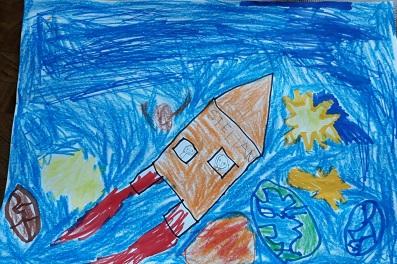 Raketenhaus ? von Stelian B., KIDS