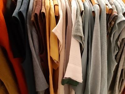 Leinenkleidung aus oö-leinen, von Gerda Kohlmayr