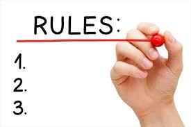 「食」にルールを設ける