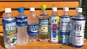 熱中症予防の考え方 ~水分補給~
