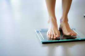 ダイエット中はその日の体重で一喜一憂しないこと