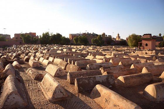 Cimetière juif de Marrakech. hmmmmayor,2014.