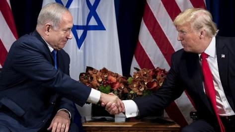Un accord scellé sur le dos du peuple palestinien - Photo Brendan Smialowski/AFP.