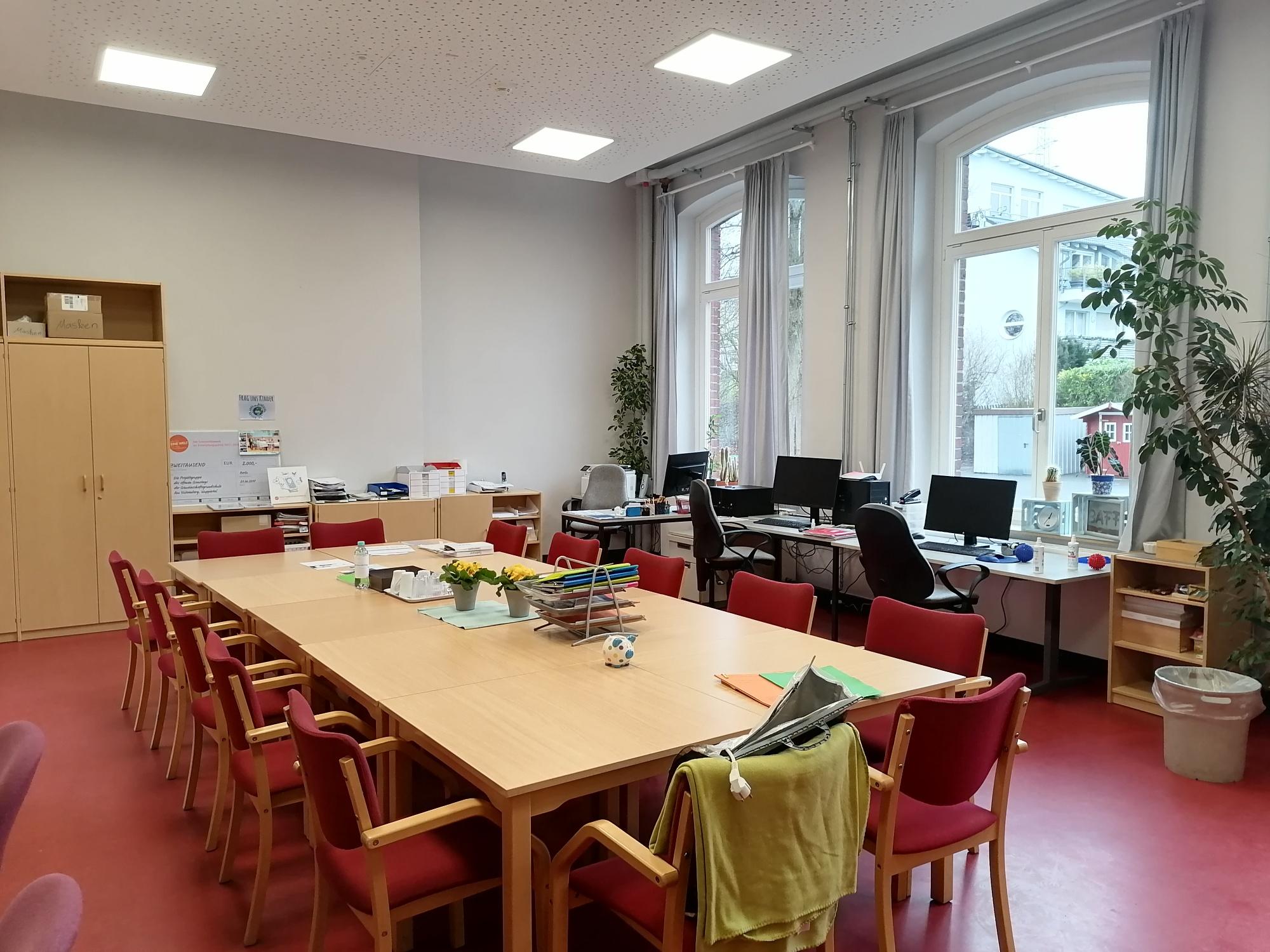 Büro OGS Kyffhäuserstr. 98