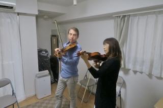 バイオリン フィドル レッスン 教室