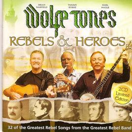 アイルランド音楽 CD ウルフ・トーンズ