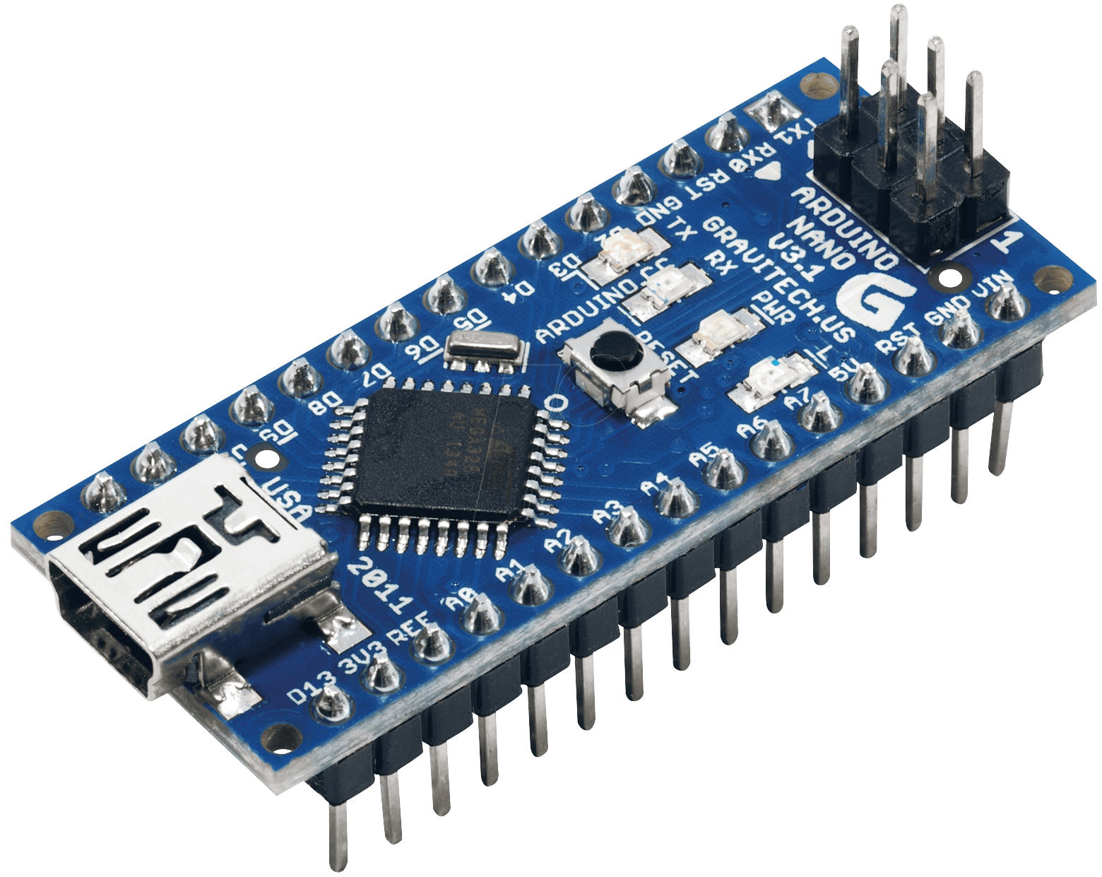 Arduino Nano (Sehr klein)