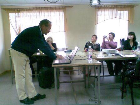 2011, лекция П.Серио (Лозанна)
