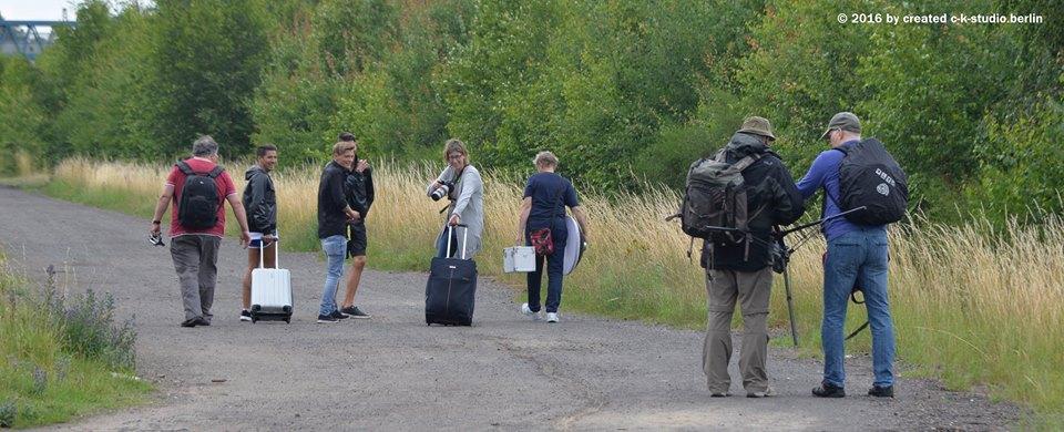 Auf dem Weg - Foto: Claude Kolz