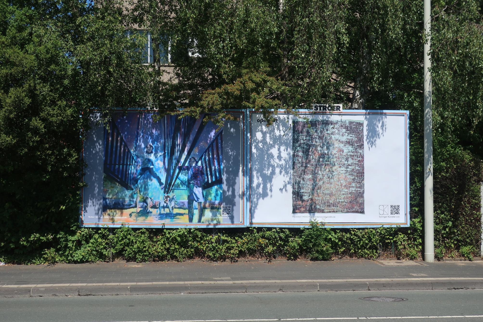 Michael Klette und BIKO, Kullerstraße 19, Solingen-Mitte