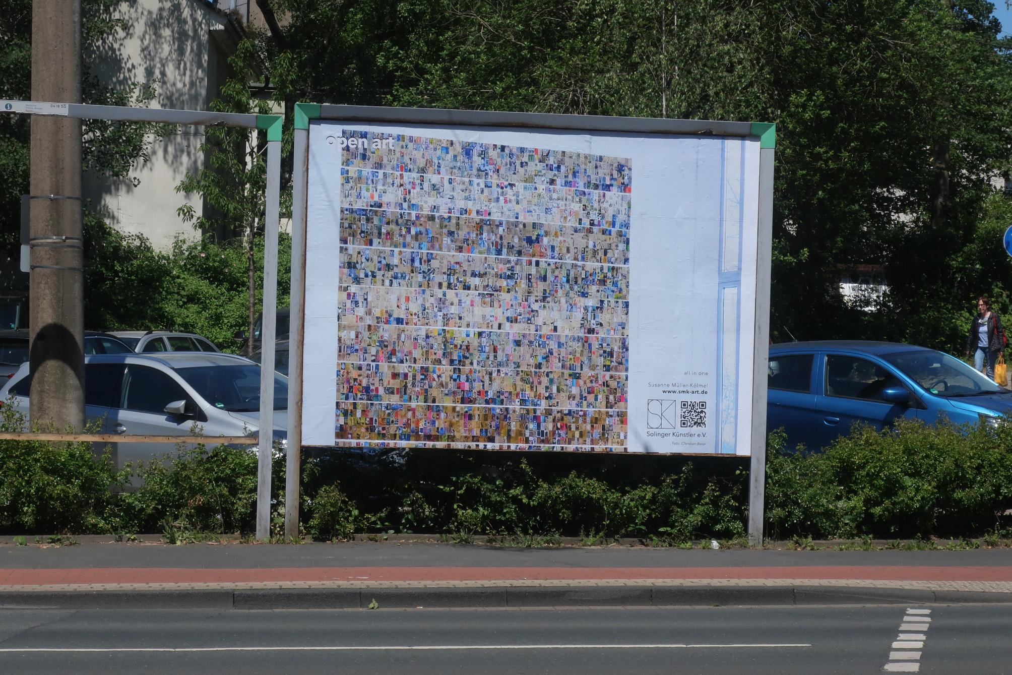 Susanne Müller-Kölmel, Birker Str., neben Hallenbad, Innenstadt - www.smk-art.de