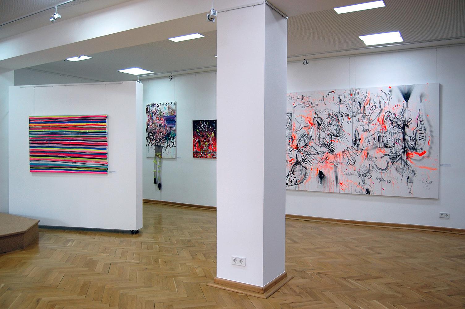 ROST IN PEACE, 2014, Meeraner Kunstverein