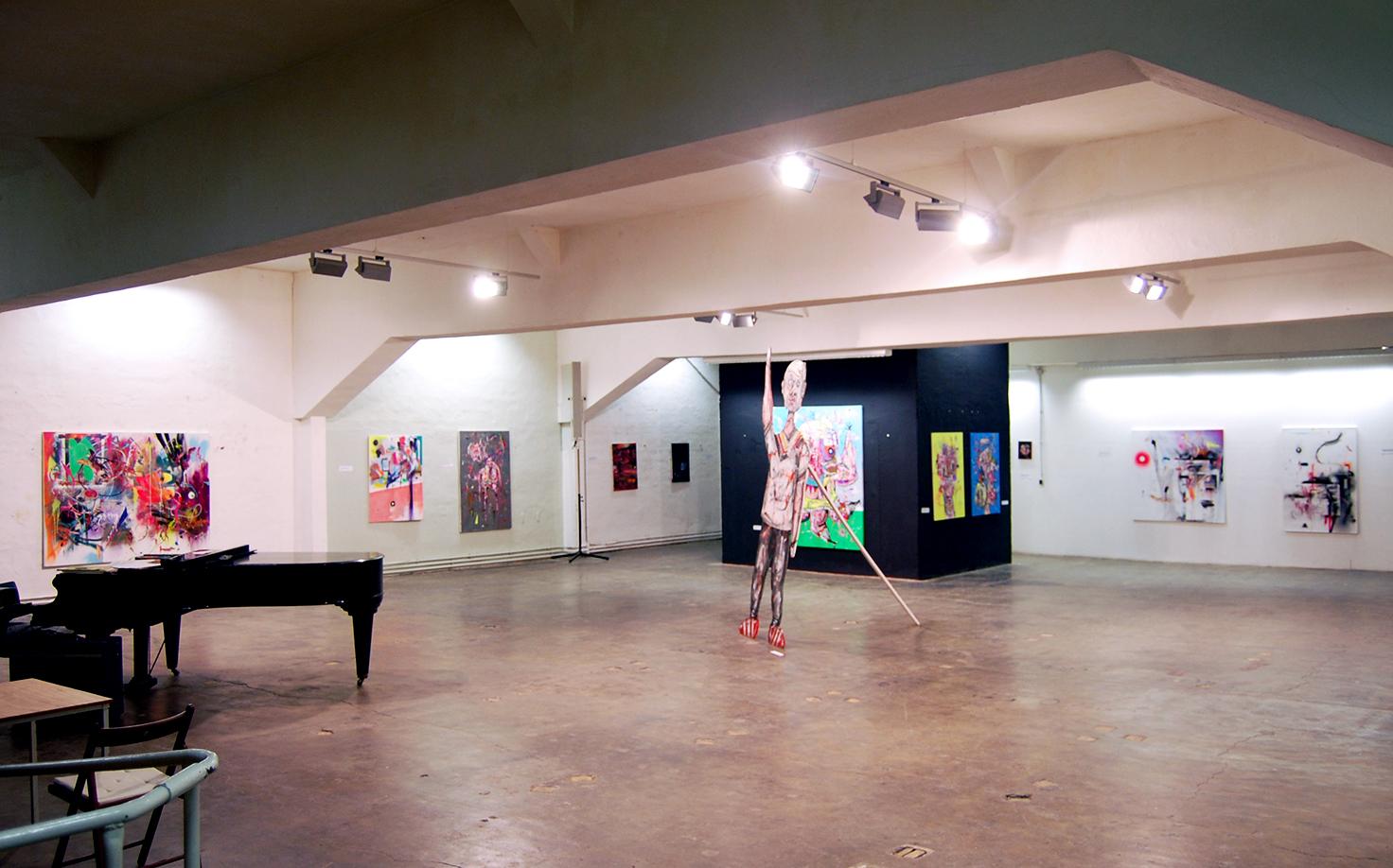 ALLE GEGEN ALLE , 2018, Kunsthalle Arnstadt