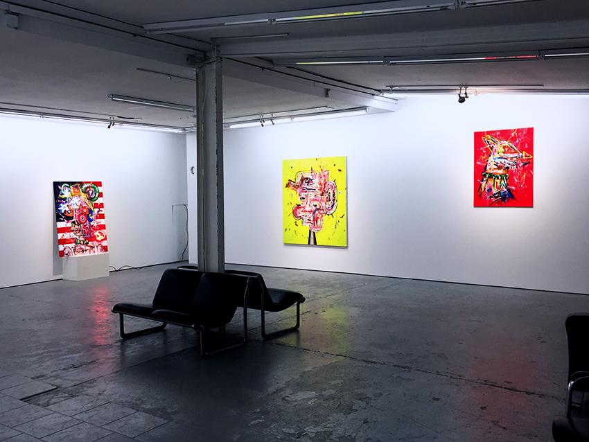 ULTRAPREMIUM , 2019, Galerie Lachenmann, Konstanz
