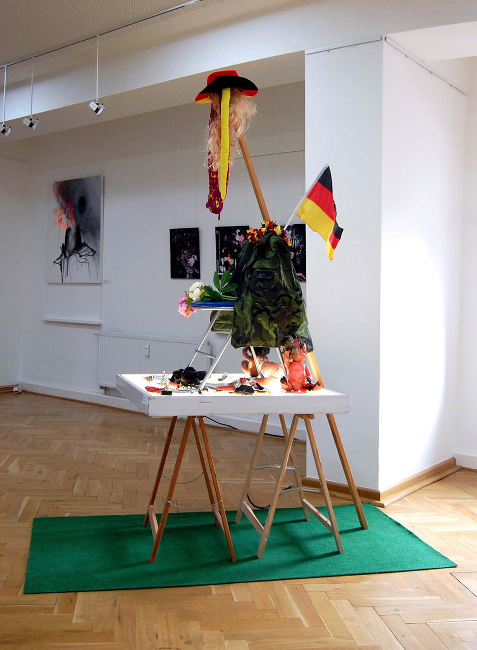 ROST IN PEACE, 2014, Meeraner Kunstverein