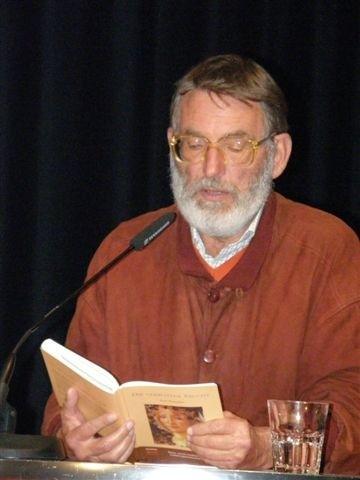 Lesung Literaturhaus 17.10.2008