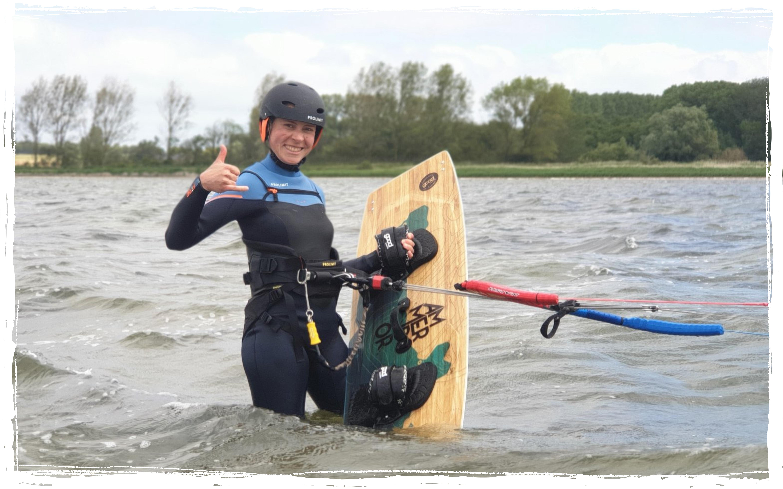 stand up paddling in der surfschule rerik & Kühlungsborn corona