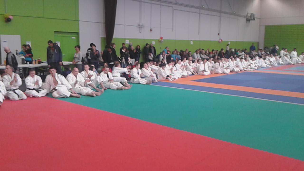 Championnat Interrégional Judo Occitanie,l'ensemble des compétiteurs