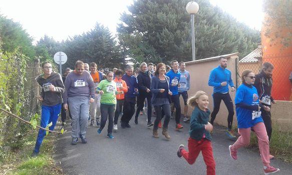 10 novembre course du Pla des Oliviers