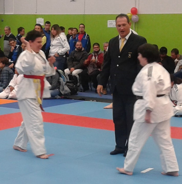 Championnat Interrégional Judo Occitanie.Mélissa