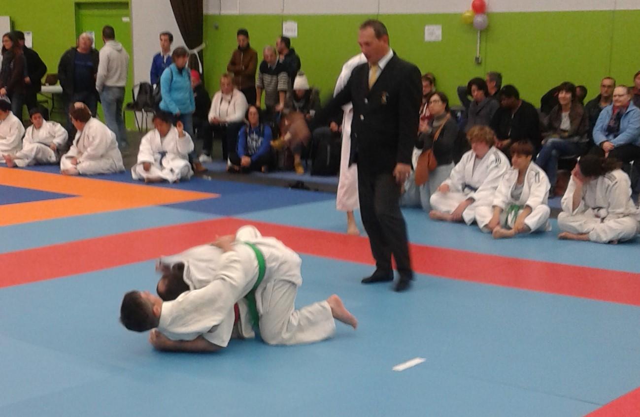 Championnat Interrégional Judo Occitanie,Laurent