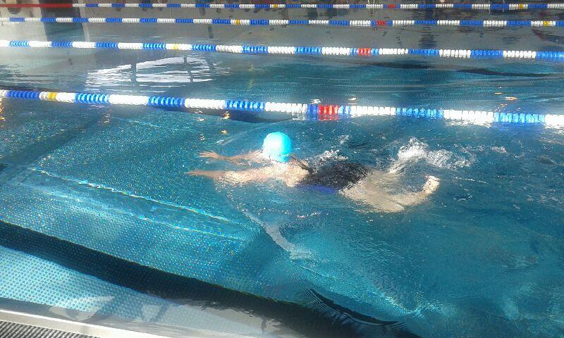 Samedi 9 février ,championnat régional de natation à Mazamet.