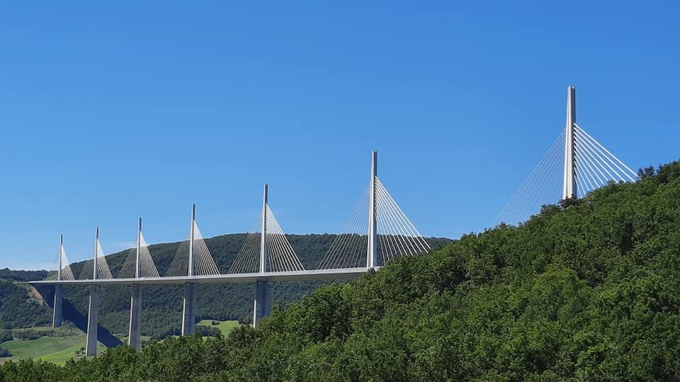 Viaduc de Milau