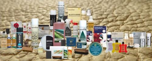 Produktempfehlungen für die richtige Pflege von Laptoptaschen aus Leder