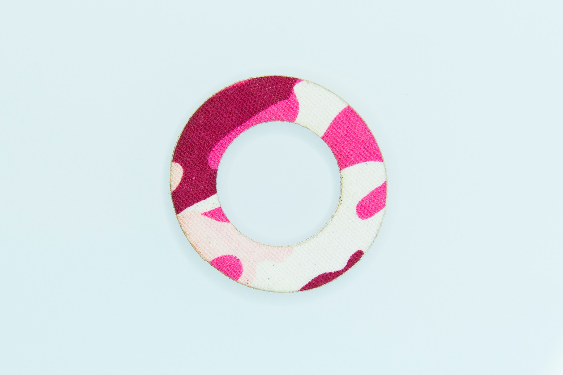 """Freestyle Libre Tape """"camouflage pink"""" (mit Loch)"""