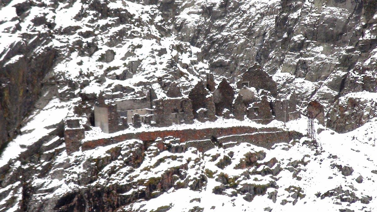 Les mines de la Mail de Bulard