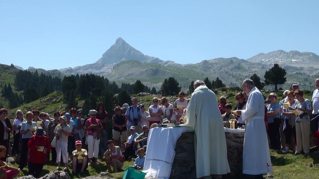 """Messe pour la """"Junte de Roncal"""""""