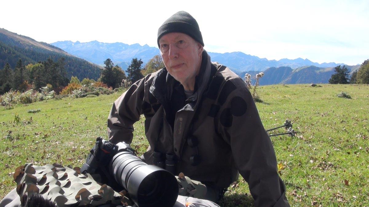 Guy Souchère photographe animalier