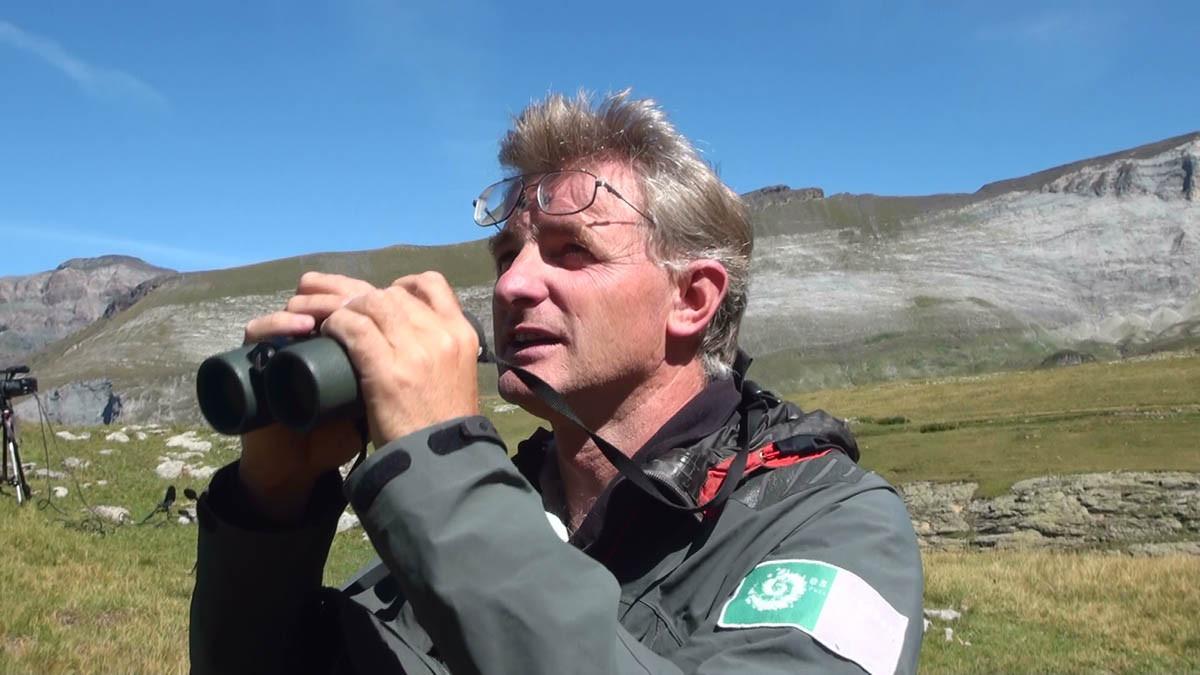 Philippe Fontanille, garde du Parc