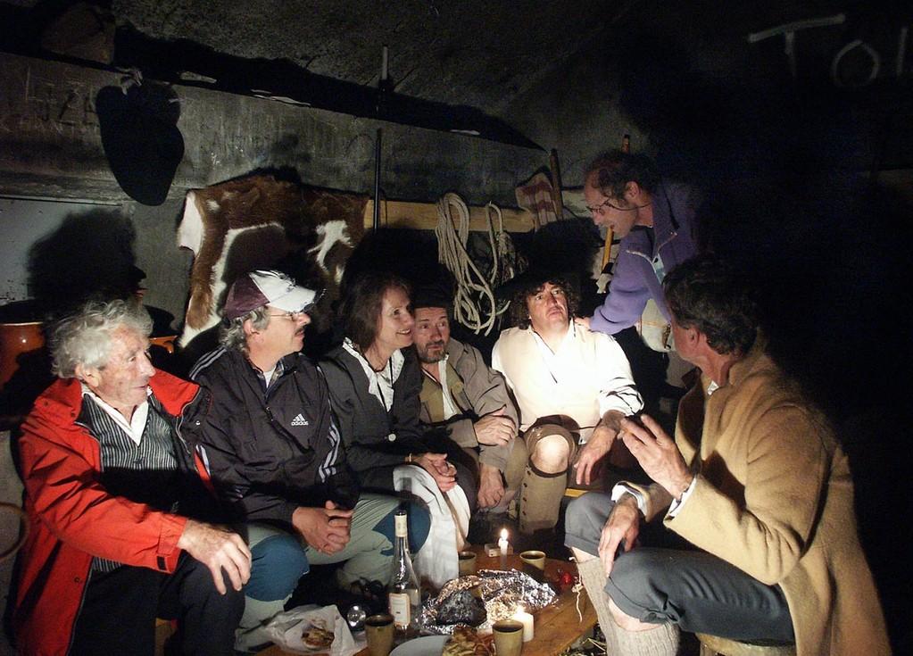 Nuit d'Ann Lister avec les bergers