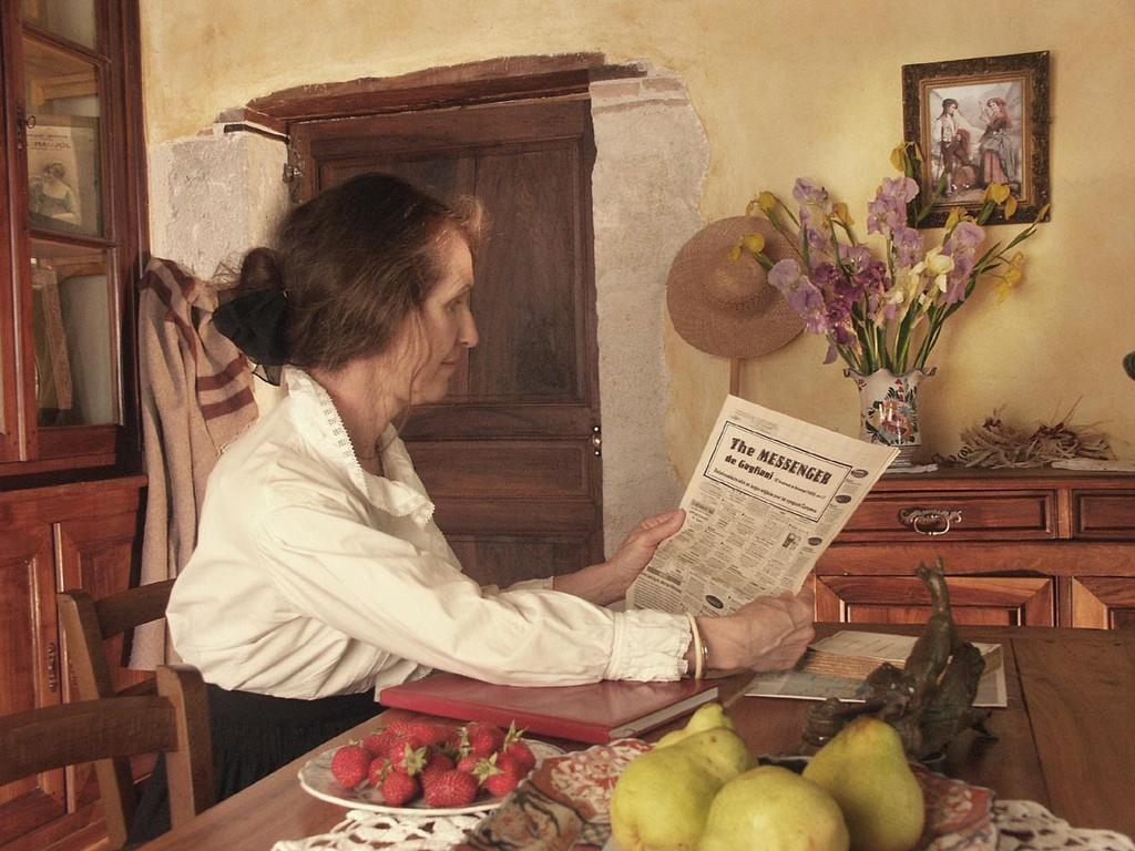 Ann Lister découvre le récit du Prince