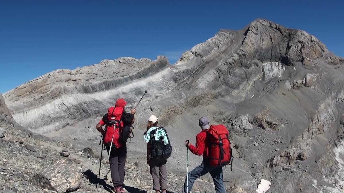 Le Mont Perdu par sa voie normale