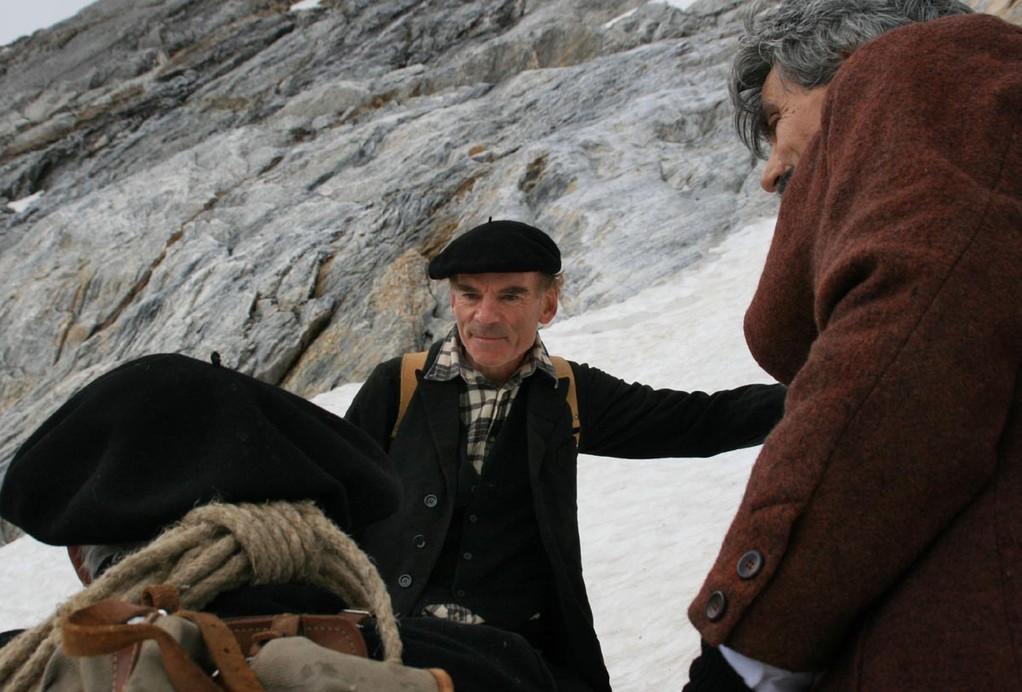 Célestin Passet menait l'expédition du  Gaube