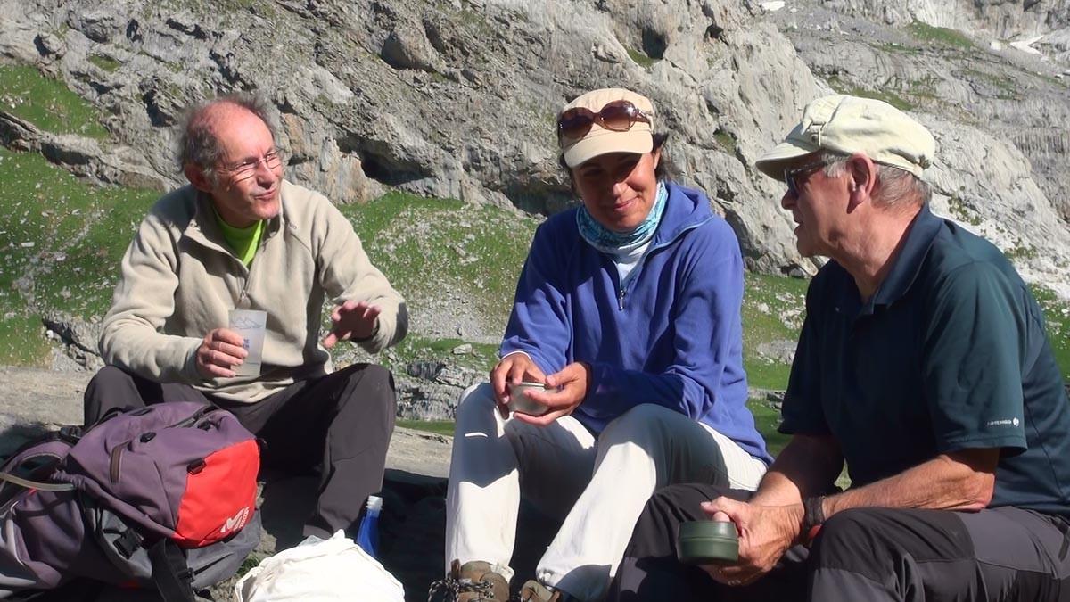 René, Sandrine, Michel, se rappellent de bons souvenirs