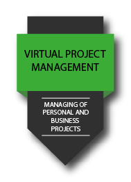 Virtual Project Management: Managing of personal and business projects