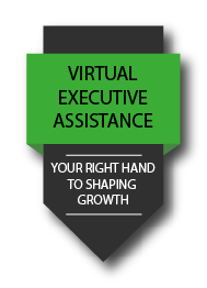Virtual Executive Assistance: Your right hand to shaping growth