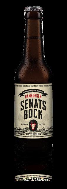 Senatsbock - Ratsherrn Brauerei