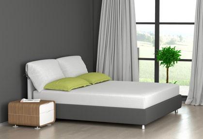Anwendungsbeispiel für die passende Matratze im neuen Bett