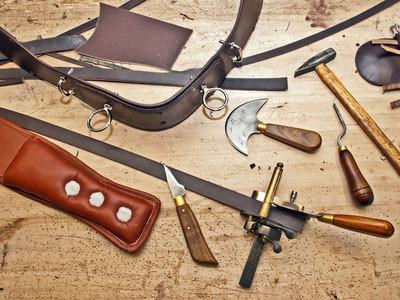 Werkzeug für die Polsterei